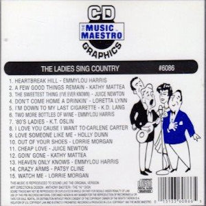 mm6086 - The Ladies Sing Country