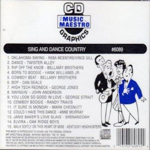 mm6089 - Sing And Dance Country