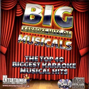 mbhmus - MR ENTERTAINER BIG HITS OF MUSICALS