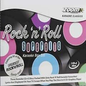 rnrsh - Zoom Karaoke Classics Rock & Roll Superhits