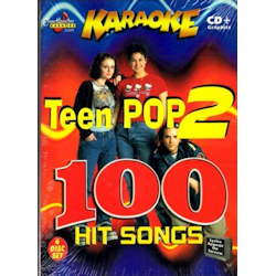 esp470R - Teen Pop 2 - 100 Hit Songs