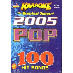 esp487R - 2005 Pop 100 Hit Songs