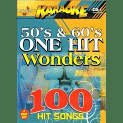 esp495 - 50's & 60's One Hit Wonders - 100 Songs