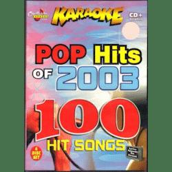 esp483 - Pop Hits of 2003