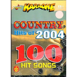esp484 - Country Hits of 2004