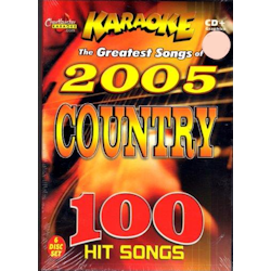esp486R - 2005 Country Hits