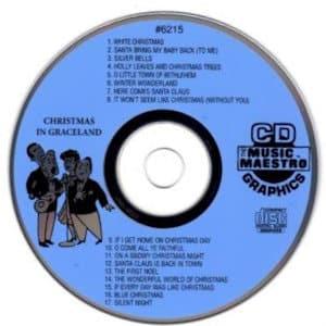 mm6215 - Christmas In Graceland