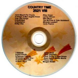 2021- ct8 Country Time VIII