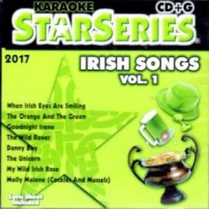 sc2017 - Irish Songs vol 1