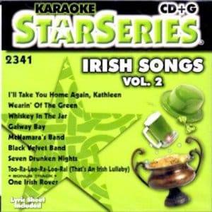 sc2341 - Irish Songs Vol 2
